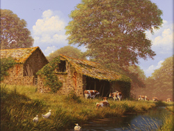 Edward Hersey and Gordon Lees Exhibition 2014