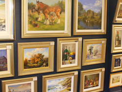 Collect Like A Curator: Tips for Building Your Fine Art Collection