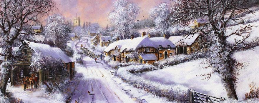 Five Fine Art Favourites: December