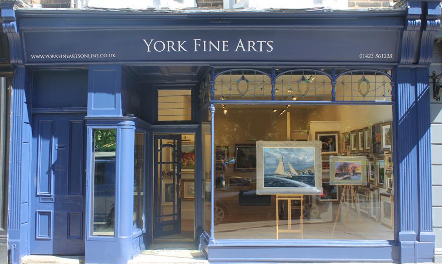 York Fine Arts Opens in Harrogate