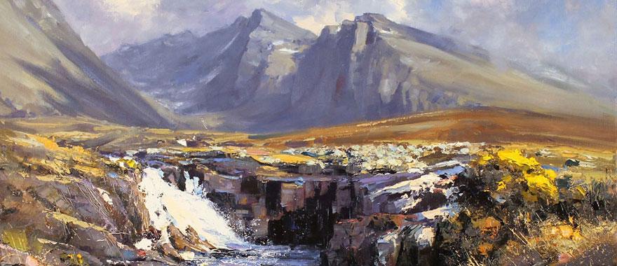Julian Mason Arrives at York Fine Arts