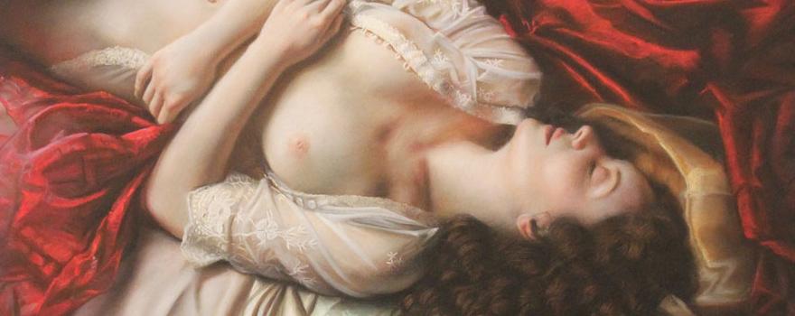 Modern Masters: Tina Spratt and Sir John Everett Millais