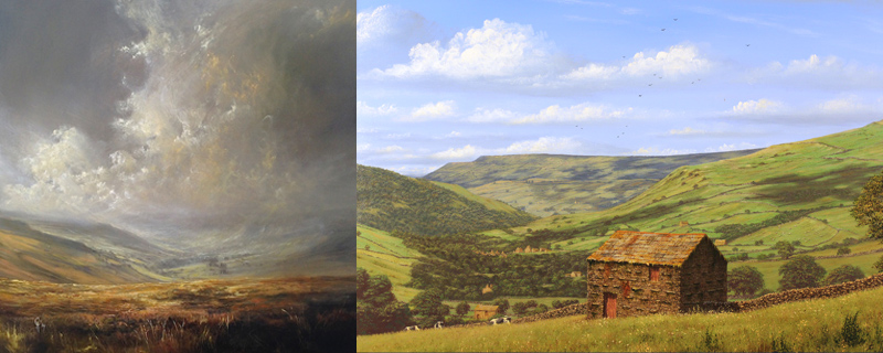 Divine Inspiration: A Multitude of Artists Influenced by Gods Own Country