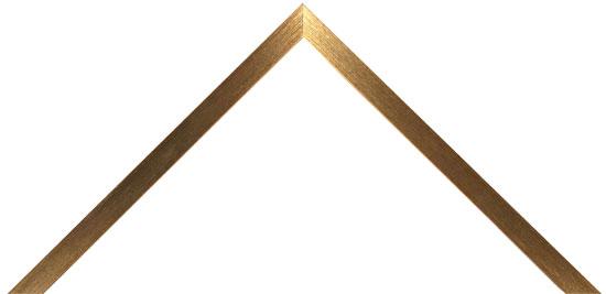 Brushed Gold Slip